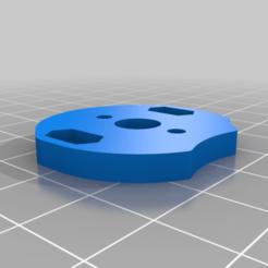 Tamiya_Motor_Adapter.png Télécharger fichier STL gratuit Adaptateur de moteur réglable Tamiya 380 • Design pour imprimante 3D, Aaron_F