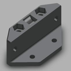 y_tensioner.png Download free STL file Y-axis Tensioner Reversed AM8 • 3D printable design, Aaron_F