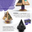 Télécharger fichier STL gratuit Prism - Smart Desk Assistant, TrinityCraftsInc