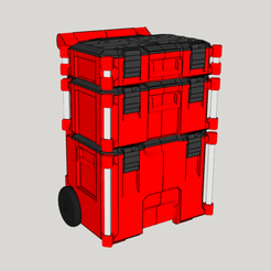 Download STL file 1/10 Tool Packout • 3D printable object, FrozenRC