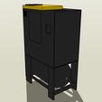 Archivos 3D Compresor de aire para garaje 1/10, FrozenRC