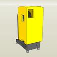 Descargar archivos 3D Compresor de aire para garaje 1/10, FrozenRC