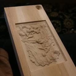 Modelos 3D para imprimir gratis Búho, max14