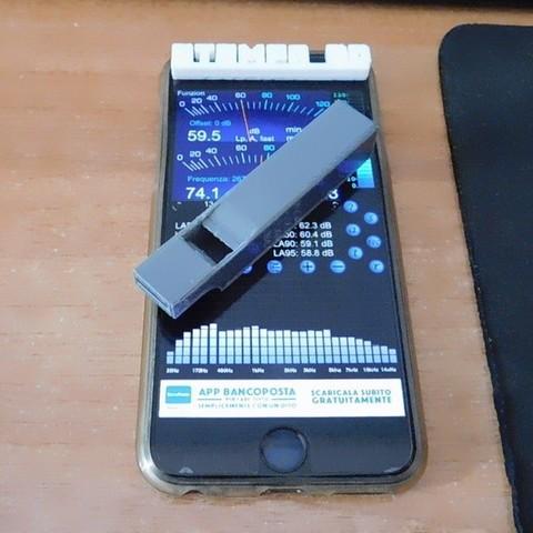 Free 3D model Whistle, Tanleste46