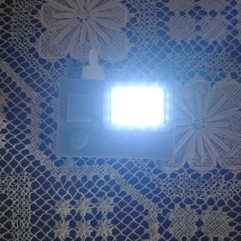 DSC_0876_display_large.JPG Download free STL file Action Cam LED Lamp and Torch • 3D print design, Tanleste46