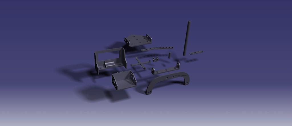 All_display_large.jpg Télécharger fichier STL gratuit Véhicule d'assemblage de bricolage • Objet pour impression 3D, Tanleste46