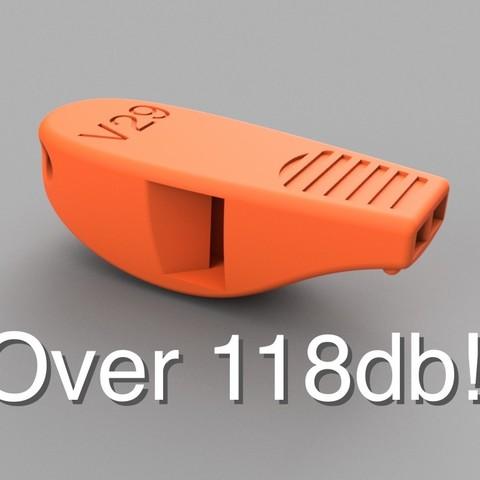 Whistle_V28_2015-Dec-07_01-39-05AM-000_CustomizedView6967094_Fotor_display_large.jpg Télécharger fichier STL gratuit V29 • Modèle pour imprimante 3D, Tanleste46