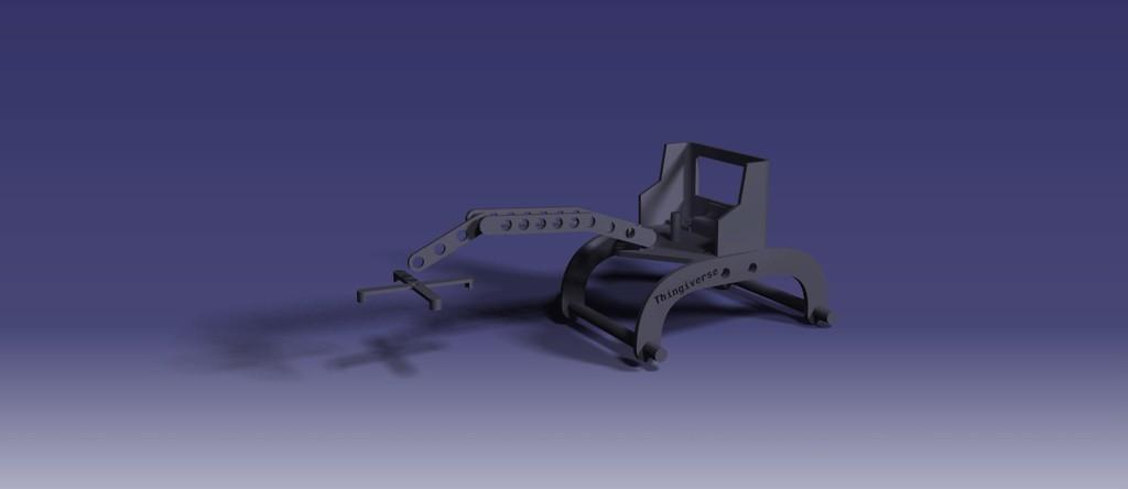 Gru_display_large.jpg Télécharger fichier STL gratuit Véhicule d'assemblage de bricolage • Objet pour impression 3D, Tanleste46