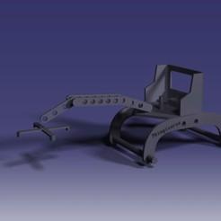 Télécharger plan imprimante 3D gatuit Véhicule d'assemblage de bricolage, Tanleste46