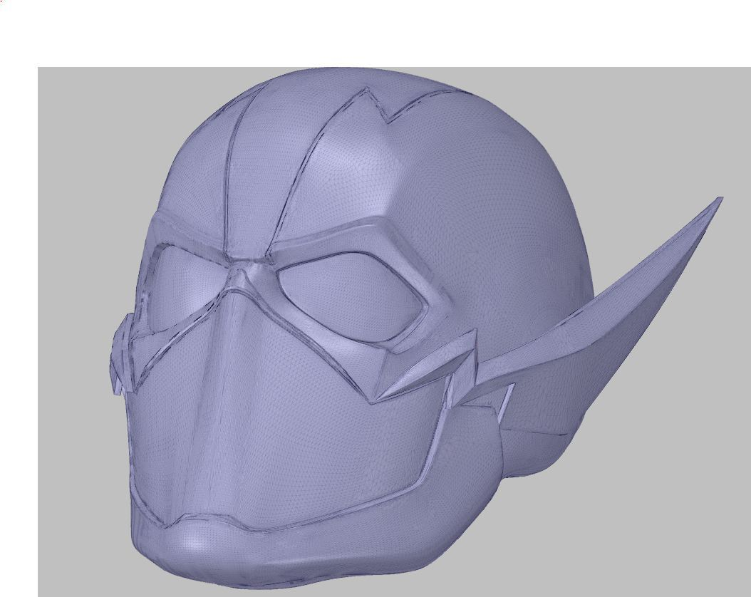 Снимок.JPG Download free OBJ file FlashCW helmet • Object to 3D print, SanderDesign