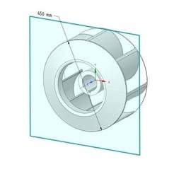 Download free STL file Fan rotor  • 3D printing design, SanderDesign