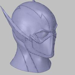 1.JPG Download free OBJ file FlashCW helmet • Object to 3D print, SanderDesign