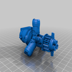 Argo_Open.png Download free STL file InterSystem Transport Ship - aka Argo • 3D print object, cgloewenherz