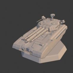 Descargar modelos 3D gratis BattleTech Shreck AC Version, cgloewenherz