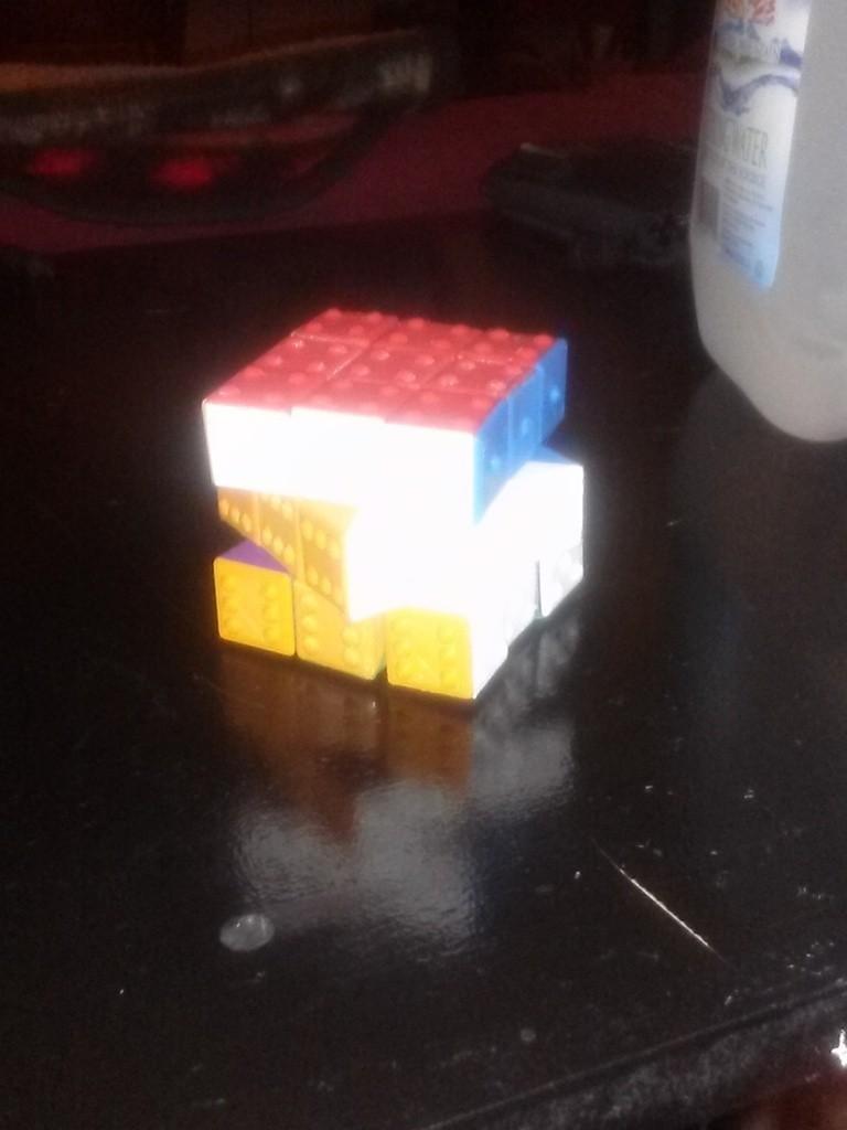 CAM00315_display_large.jpg Télécharger fichier STL gratuit CUBE! Fully Functional... EASY PRINT... 3x3x3 cube • Plan imprimable en 3D, Balkhagal4D
