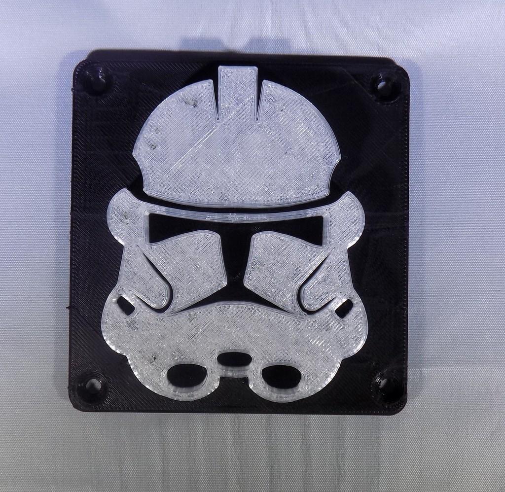 7_display_large.JPG Download free STL file StormTrooper LED Light/Nightlight • 3D print template, Balkhagal4D