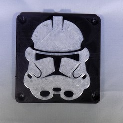 Free 3D print files StormTrooper LED Light/Nightlight, Balkhagal4D