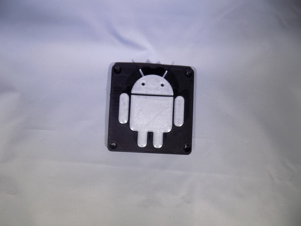 7_display_large.JPG Télécharger fichier STL gratuit Lampe de nuit/lampe de nuit Android Robot LED • Plan à imprimer en 3D, Balkhagal4D