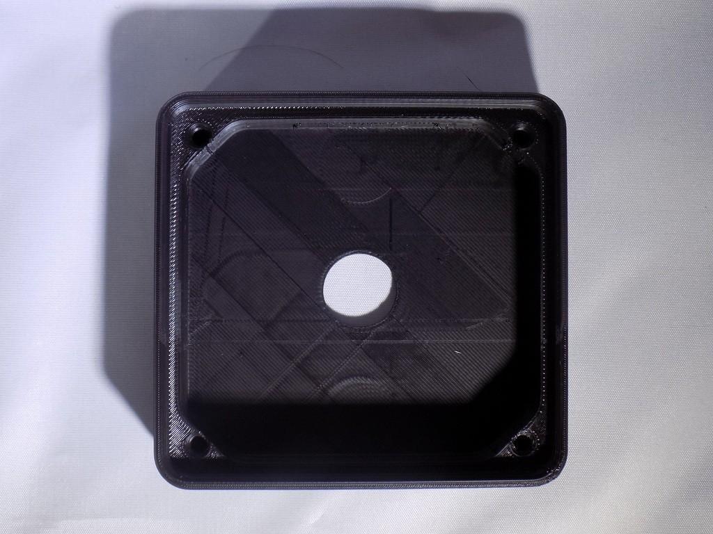 DSCN0221_display_large.JPG Download free STL file Maker Faire LED Robot sign/nightlight • 3D printer object, Balkhagal4D