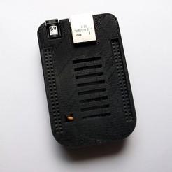 Descargar archivos STL gratis Funda BeagleBone negra con ventilación, Balkhagal4D