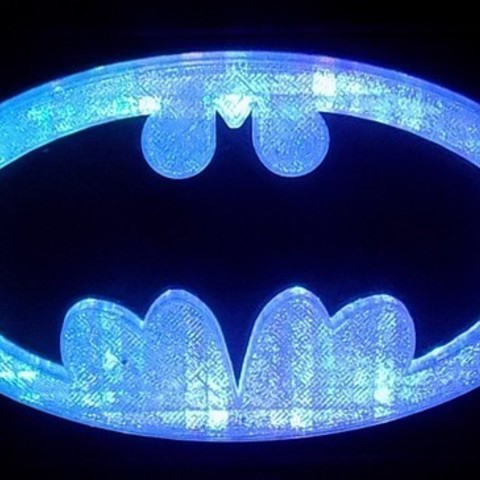 DSCN0414_display_large.JPG Download free STL file BATMAN LED Light/Nightlight • 3D print design, Balkhagal4D