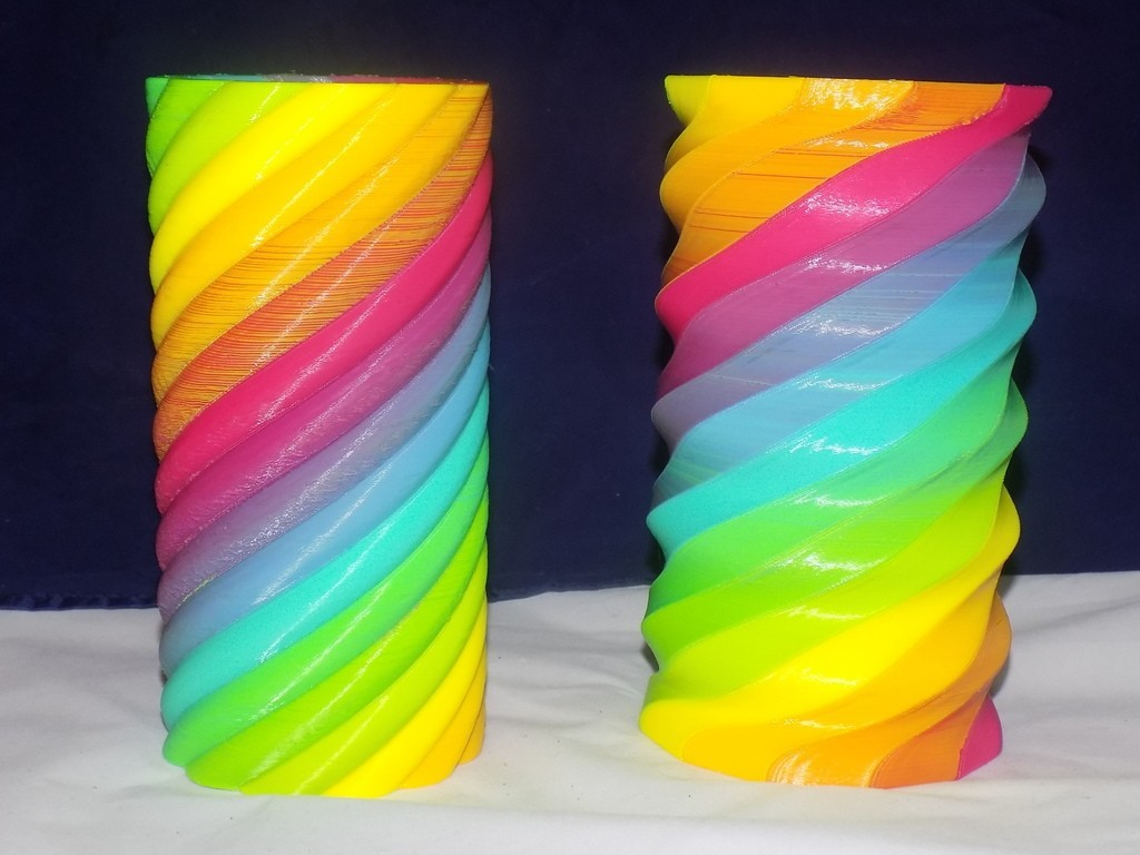 81b9f80684edce53cd959f53c8da70c4_display_large.JPG Download free STL file Full Color (12 color) Vase • Model to 3D print, Balkhagal4D