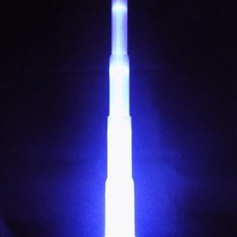 6_display_large.JPG Download free STL file LIGHTSABER - LED - Fully Functional • 3D printer template, Balkhagal4D