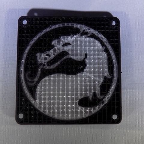 7_display_large.JPG Download free STL file Mortal Kombat LED Light/NightLight • Object to 3D print, Balkhagal4D