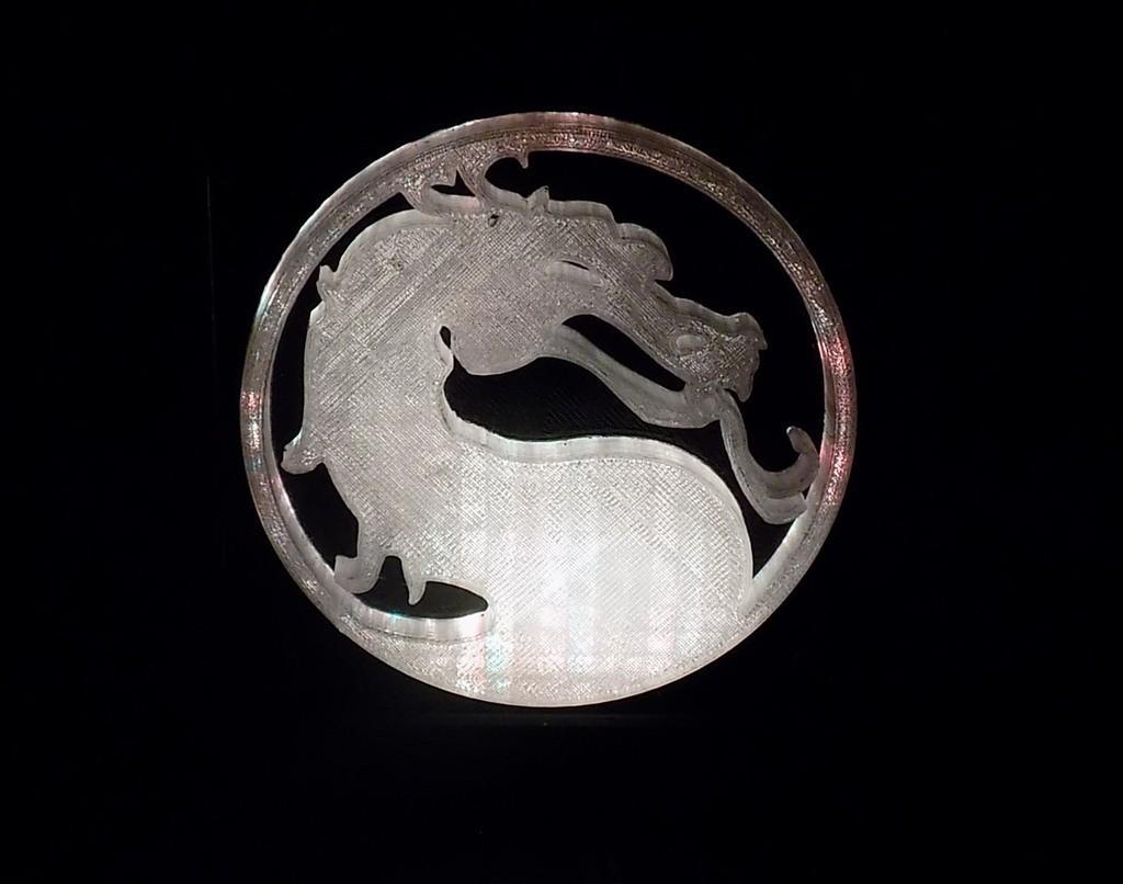 4_display_large.JPG Download free STL file Mortal Kombat LED Light/NightLight • Object to 3D print, Balkhagal4D