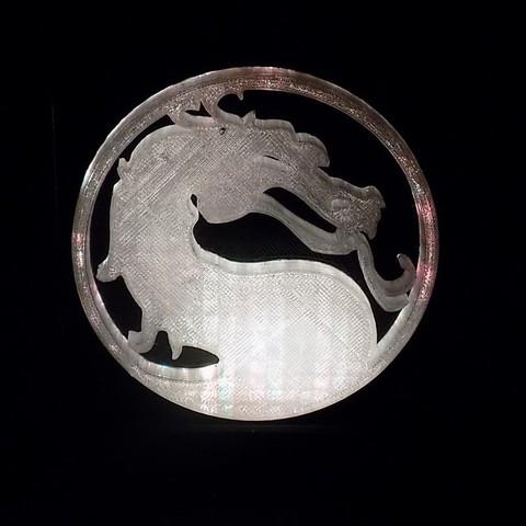 4_display_large.JPG Télécharger fichier STL gratuit Lumière LED Mortal Kombat Light/NightLight • Design pour impression 3D, Balkhagal4D