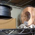 Download free 3D print files Simple Smooth Spool Holder ! Updated !, Balkhagal4D