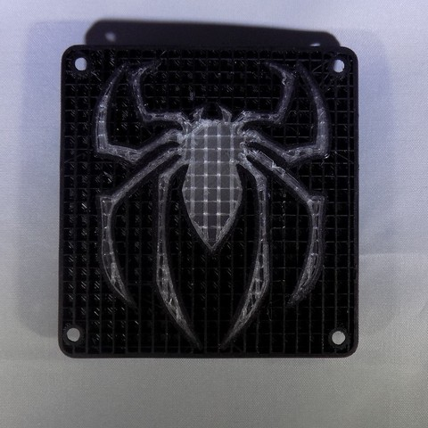 9_display_large.JPG Download free STL file SPIDERMAN LED Light/Nightlight • 3D print design, Balkhagal4D
