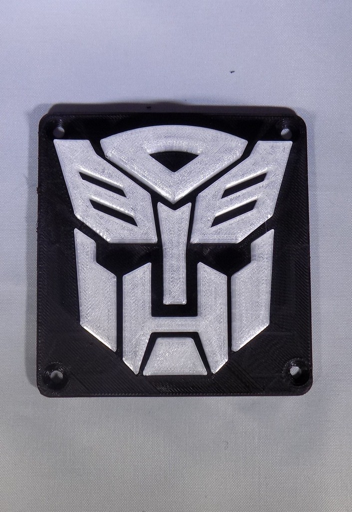 1_display_large.JPG Download free STL file Autobot Transformers LED Nightlight/Lamp • 3D printing template, Balkhagal4D