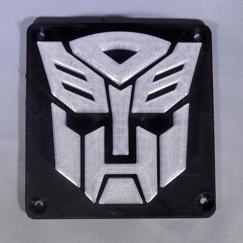 Download free 3D printer files Autobot Transformers LED Nightlight/Lamp, Balkhagal4D