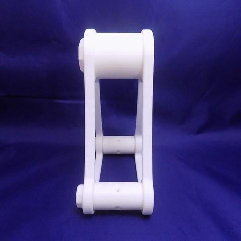 DSCN1016_display_large.JPG Download free STL file OVERSIZED - Universal Spool Holder • 3D printer object, Balkhagal4D