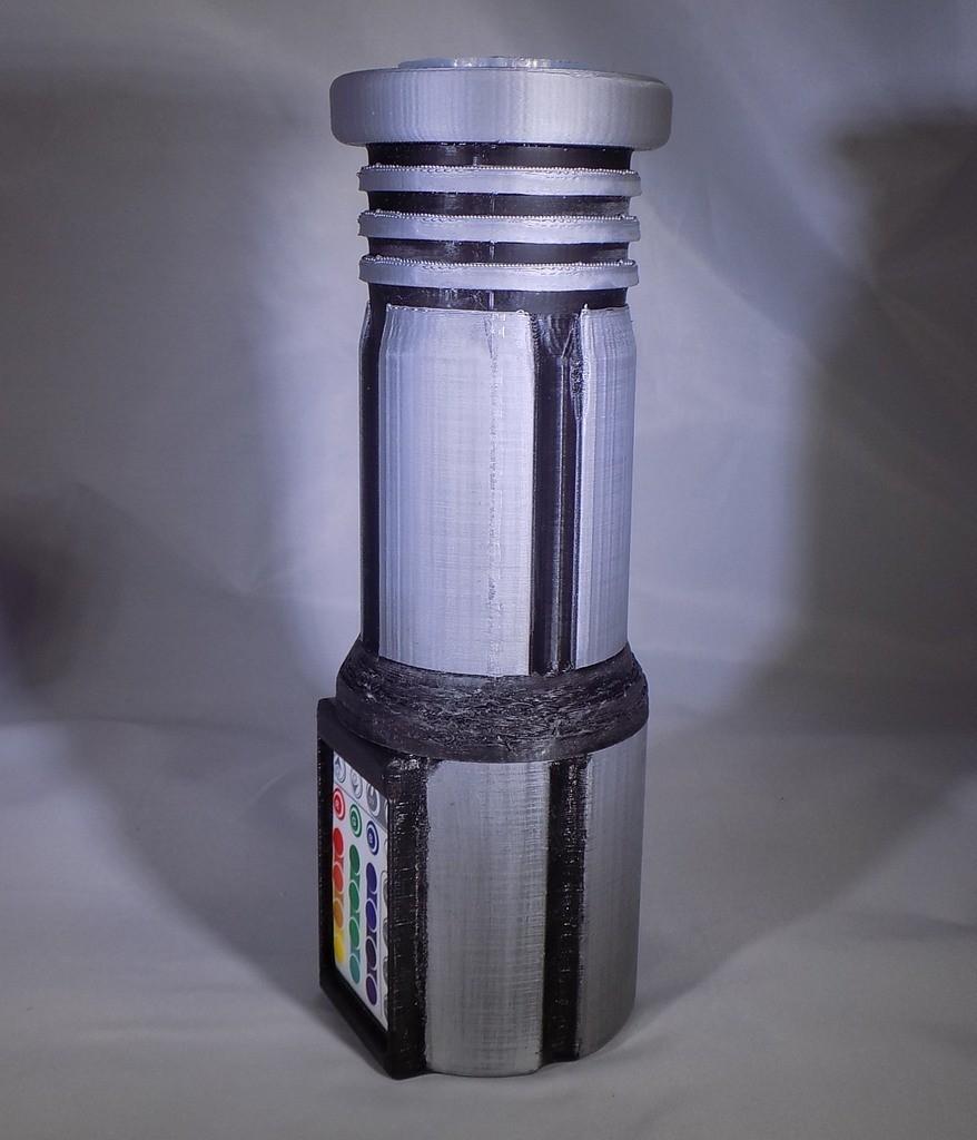 15_display_large.JPG Download free STL file LIGHTSABER - LED - Fully Functional • 3D printer template, Balkhagal4D