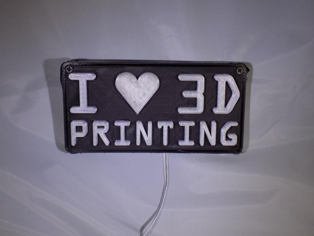 DSCN0217_display_large.JPG Télécharger fichier STL gratuit I <3 Impression 3D LED Signalétique / Lumière nocturne • Design pour imprimante 3D, Balkhagal4D