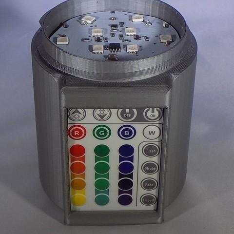 30_display_large.JPG Download free STL file LIGHTSABER - LED - Fully Functional • 3D printer template, Balkhagal4D