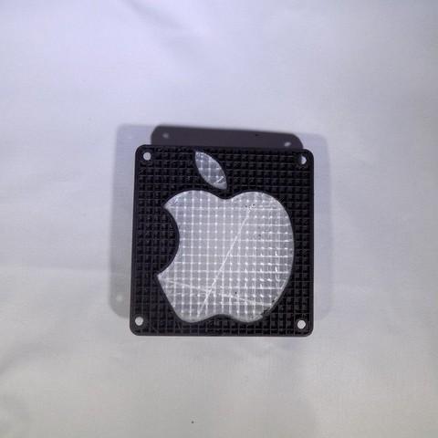 7_display_large.JPG Télécharger fichier STL gratuit Lampe de nuit / Lampe de nuit à DEL avec logo Apple • Plan pour imprimante 3D, Balkhagal4D