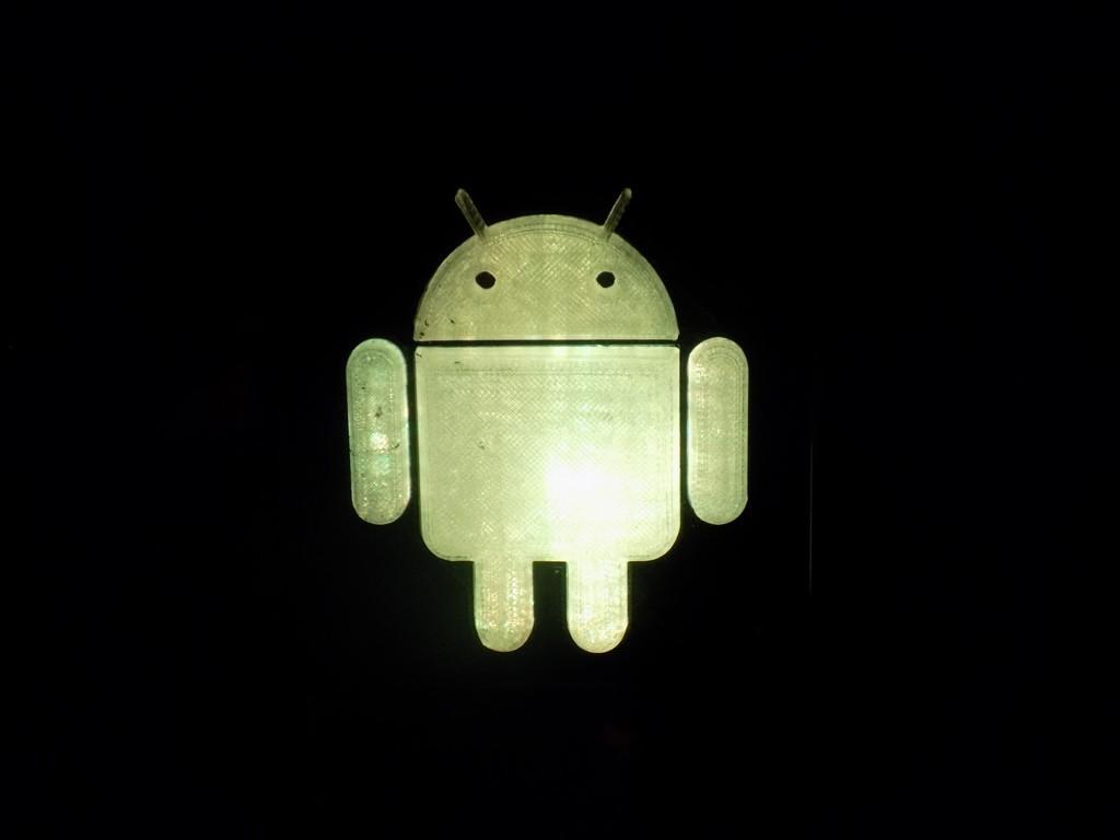 3_display_large.JPG Télécharger fichier STL gratuit Lampe de nuit/lampe de nuit Android Robot LED • Plan à imprimer en 3D, Balkhagal4D