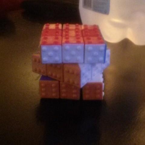 CAM00313_display_large.jpg Télécharger fichier STL gratuit CUBE! Fully Functional... EASY PRINT... 3x3x3 cube • Plan imprimable en 3D, Balkhagal4D