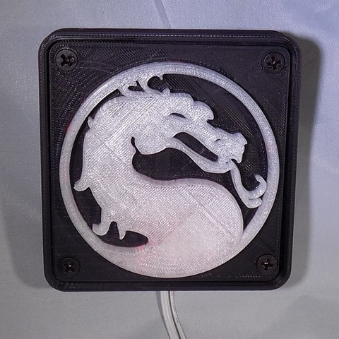 1_display_large.JPG Télécharger fichier STL gratuit Lumière LED Mortal Kombat Light/NightLight • Design pour impression 3D, Balkhagal4D