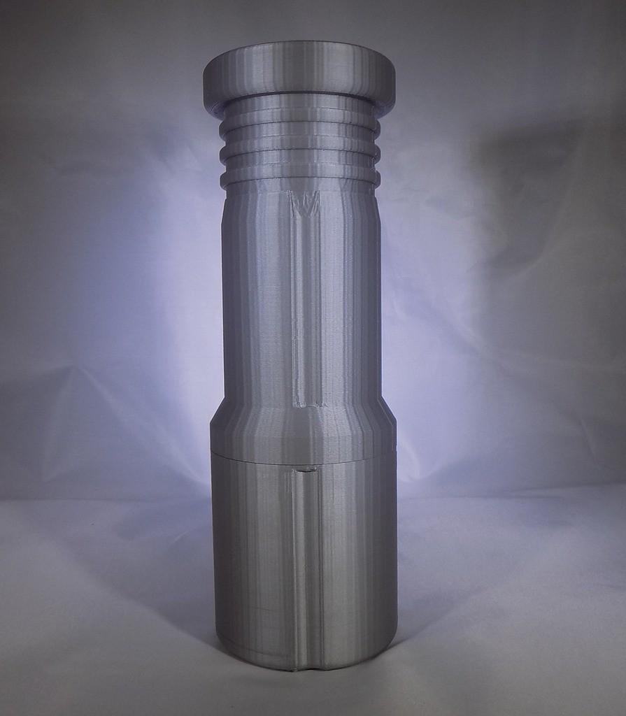 13_display_large.JPG Download free STL file LIGHTSABER - LED - Fully Functional • 3D printer template, Balkhagal4D