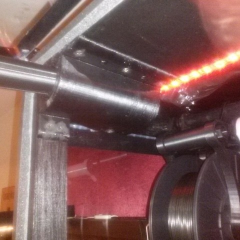 CAM00258_display_large.jpg Télécharger fichier STL gratuit Rallonge de tube pour boîtier • Plan pour imprimante 3D, Balkhagal4D