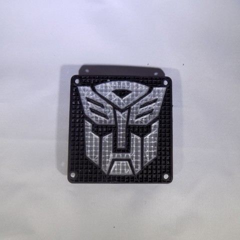 6_display_large.JPG Download free STL file Autobot Transformers LED Nightlight/Lamp • 3D printing template, Balkhagal4D