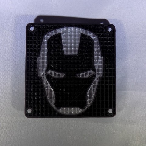 8_display_large.JPG Download free STL file IRONMAN LED Light/Nighlight • 3D printer design, Balkhagal4D