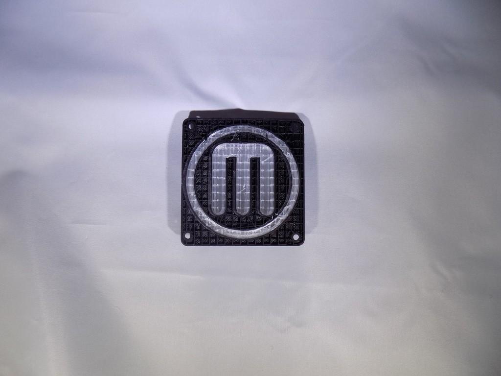 8_display_large.JPG Télécharger fichier STL gratuit Makerbot M Logo Lampe de nuit/lampe de nuit LED • Design à imprimer en 3D, Balkhagal4D