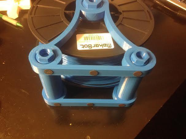 Spool_h_8_display_large.jpg Télécharger fichier STL gratuit Porte-bobine universel - Ancienne version • Design à imprimer en 3D, Balkhagal4D