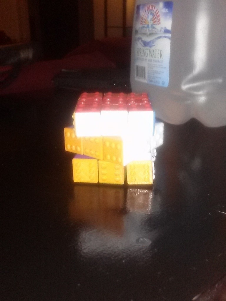 CAM00314_display_large.jpg Télécharger fichier STL gratuit CUBE! Fully Functional... EASY PRINT... 3x3x3 cube • Plan imprimable en 3D, Balkhagal4D