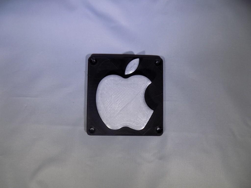 6_display_large.JPG Télécharger fichier STL gratuit Lampe de nuit / Lampe de nuit à DEL avec logo Apple • Plan pour imprimante 3D, Balkhagal4D